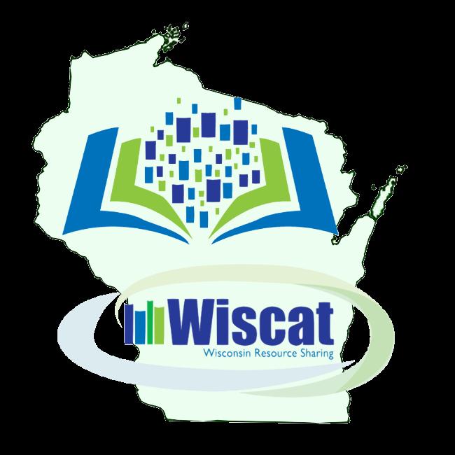 wiscat logo with wisconsin underlay transparent